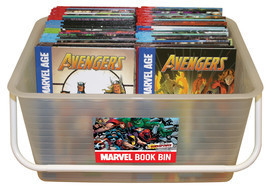 Cover: Avengers Assemble! Superpower Bin (51 Books)
