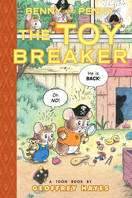 Cover: Benny and Penny in the Toy Breaker