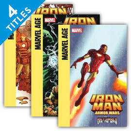 Cover: Iron Man and the Armor Wars