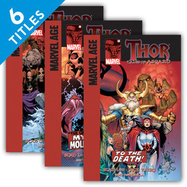 Cover: Thor: Tales of Asgard