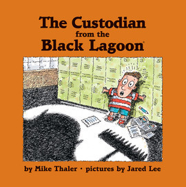 Cover: Custodian from the Black Lagoon