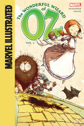 Cover: Wonderful Wizard of Oz: Vol. 1
