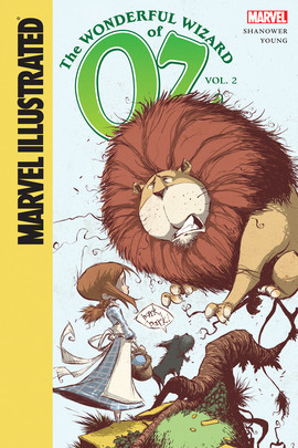 Cover: Wonderful Wizard of Oz: Vol. 2