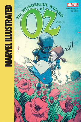 Cover: Wonderful Wizard of Oz: Vol. 3