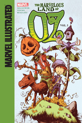 Cover: Marvelous Land of Oz: Vol. 1