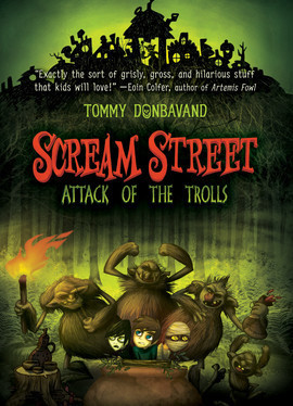 Cover: Attack of the Trolls: Book 8