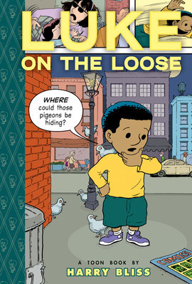 Cover: Luke on the Loose