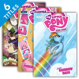 Cover: My Little Pony: Pony Tales