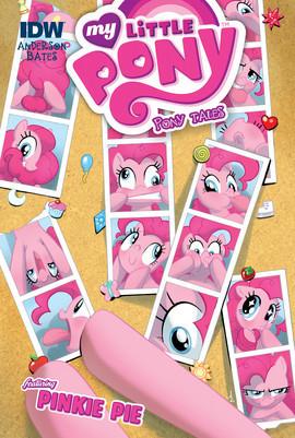 Cover: Pinkie Pie