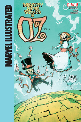 Cover: Dorothy and the Wizard in Oz: Vol. 1