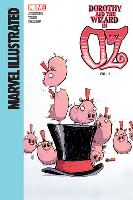 Cover: Dorothy and the Wizard in Oz: Vol. 2