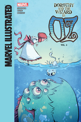 Cover: Dorothy and the Wizard in Oz: Vol. 4
