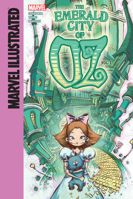 Cover: Emerald City of Oz: Vol. 1