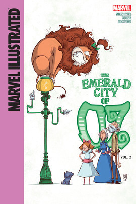 Cover: Emerald City of Oz: Vol. 2