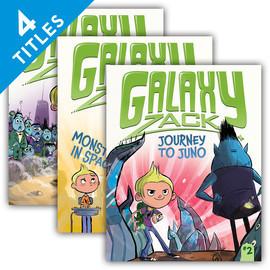 Cover: Galaxy Zack