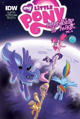 Cover: My Little Pony: Friendship is Magic: Vol. 6