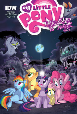 Cover: My Little Pony: Friendship is Magic: Vol. 7
