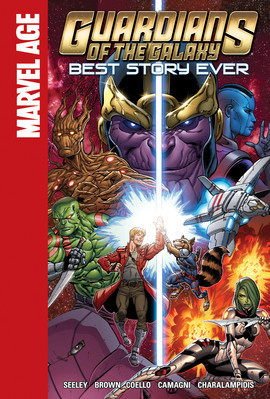 Cover: Best Story Ever