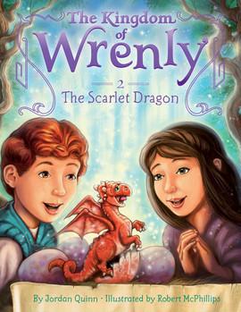 Cover: Scarlet Dragon: #2
