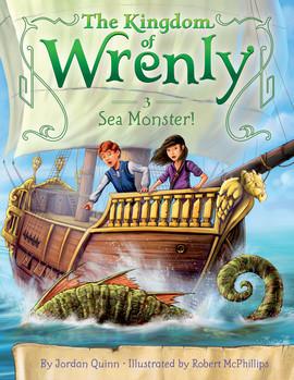 Cover: Sea Monster!: #3