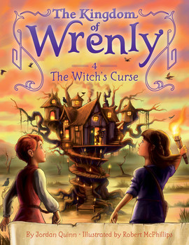 Cover: Witch's Curse: #4
