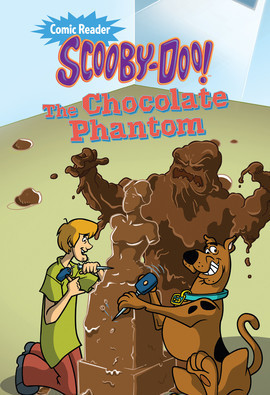 Cover: Scooby-Doo and the Chocolate Phantom