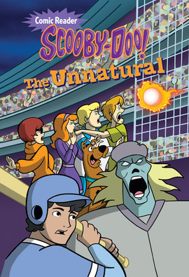 Cover: Scooby-Doo and the Unnatural