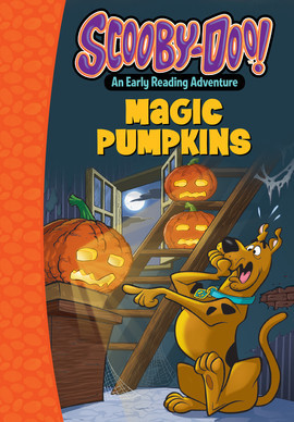Cover: Scooby-Doo and the Magic Pumpkins