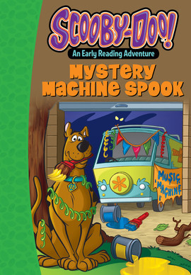 Cover: Scooby-Doo and the Mystery Machine Spook
