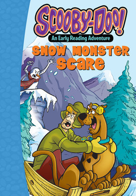 Cover: Scooby-Doo and the Snow Monster Scare