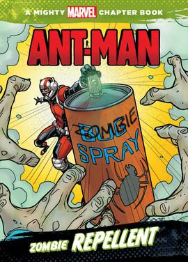 Cover: Ant-Man: Zombie Repellent