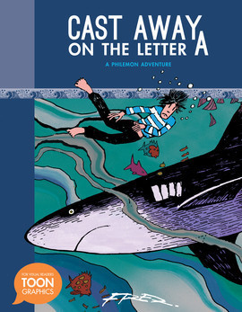 Cover: Cast Away on the Letter A: A Philemon Adventure
