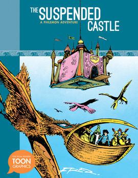 Cover: Suspended Castle: A Philemon Adventure