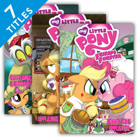 Cover: My Little Pony: Friends Forever