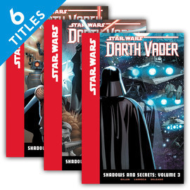 Cover: Star Wars: Darth Vader Set 2