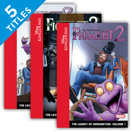Cover: Disney Kingdoms: Figment Set 2
