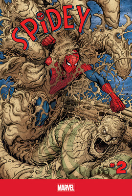 Cover: Spidey #2