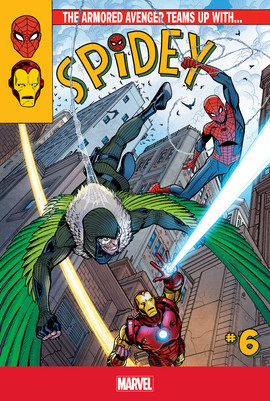 Cover: Spidey #6