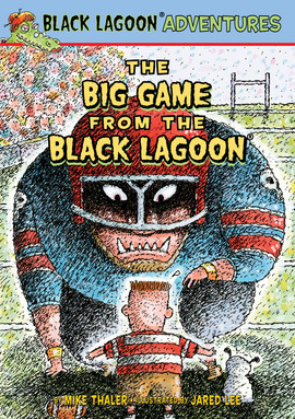 Cover: The Big Game from the Black Lagoon