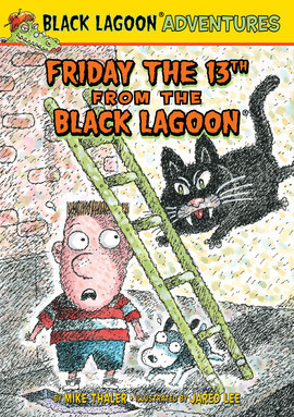 Cover: Friday the 13th from the Black Lagoon