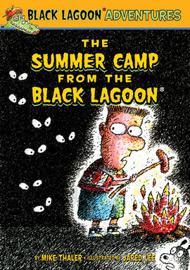 Cover: The Summer Camp from the Black Lagoon