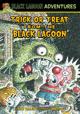 Cover: Trick or Treat from the Black Lagoon