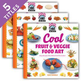 Cover: Cool Food Art