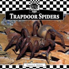 Cover: Trapdoor Spiders