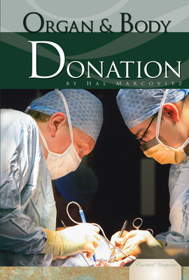 Cover: Organ and Body Donation