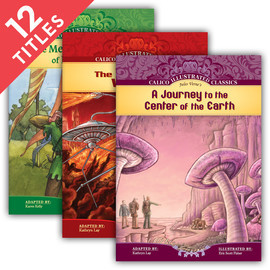 Cover: Calico Illustrated Classics Set 3