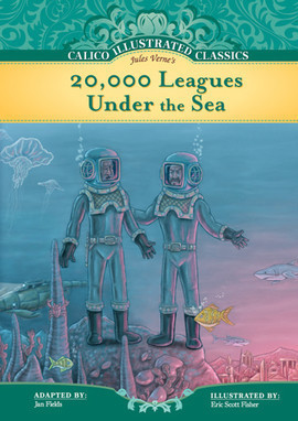 Cover: 20,000 Leagues Under the Sea