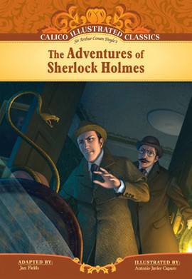 Cover: Adventures of Sherlock Holmes