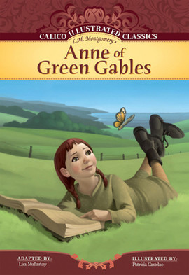 Cover: Anne of Green Gables