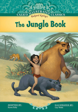 Cover: Jungle Book
